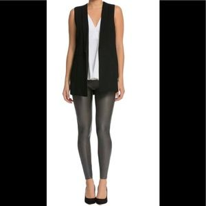 Spanx Faux Leather leggings / Brand New With Tags